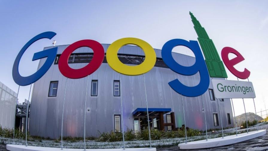 """Момиченце метае да работи в """"Гугъл"""" - вижте защо"""
