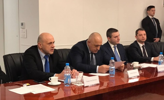 Бойко Борисов: БСП да не се объркват по важни теми