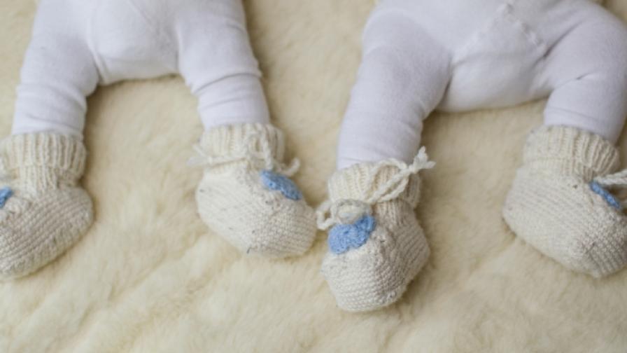 64-годишна жена роди близнаци