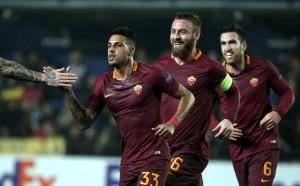 С неудържим Джеко, Рома прегази Виляреал в Лига Европа