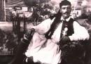 Той се отбива за чаша вино и печели маратона през 1896 г.