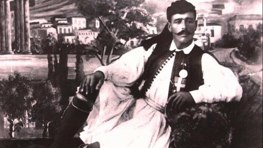 Първият победител в маратон на Олимпийските игри през 1896 г.