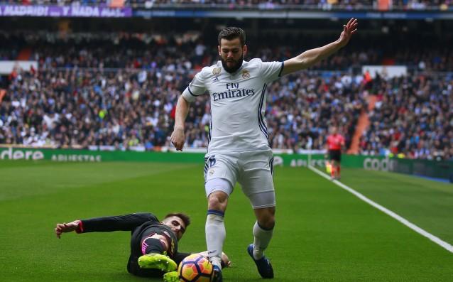 Бейл се завърна с гол при победа на Реал