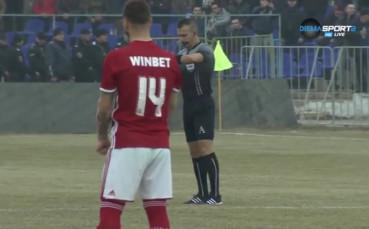 Черно море - ЦСКА 0:0 /първо полувреме/