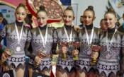 Сребро и бронз за грациите ни от Световната купа