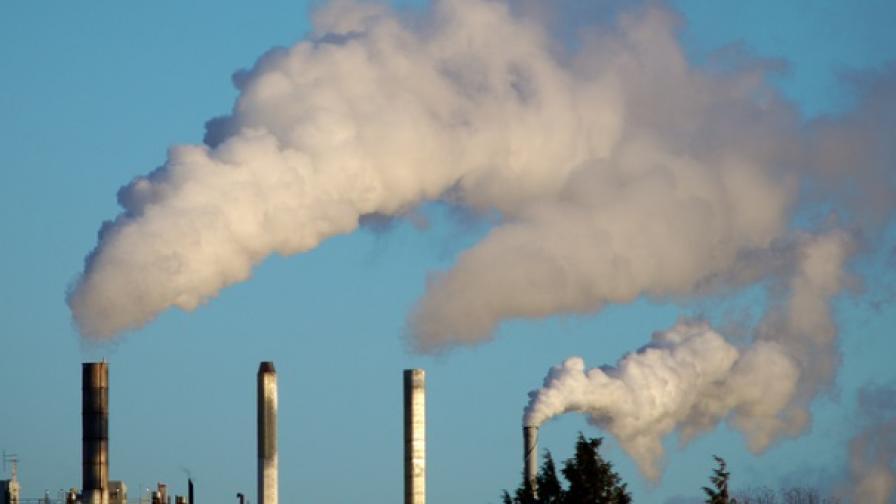 ЕС ни осъди заради мръсния въздух