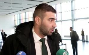 Владо Стоянов все по-близо до завръщане на терена