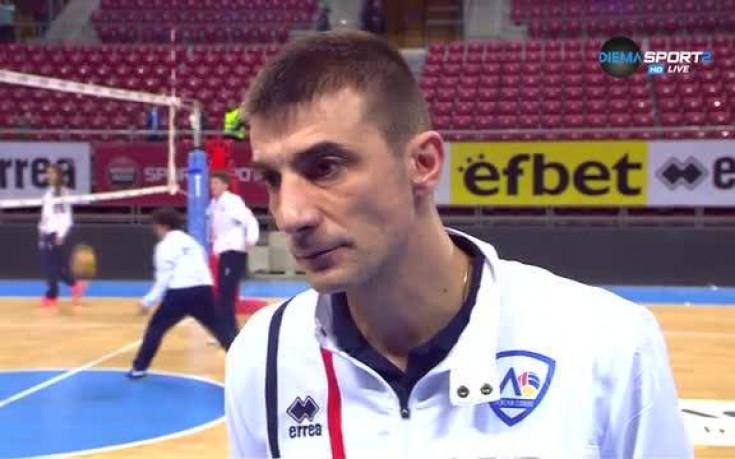 Треньорът на Левски: Бяхме равни на ЦСКА, биха ни с опит