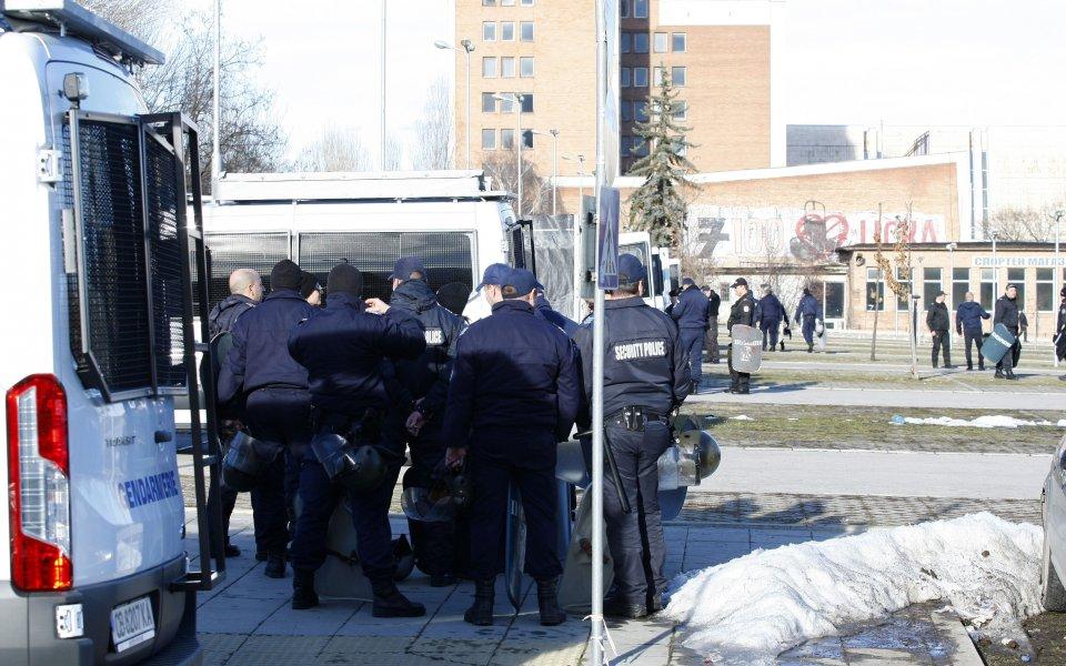 Полицията: Без проблеми на