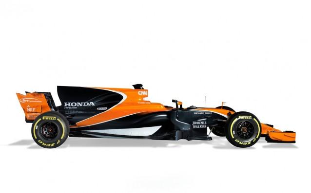 Макларън<strong> източник: twitter.com/McLarenF1</strong>