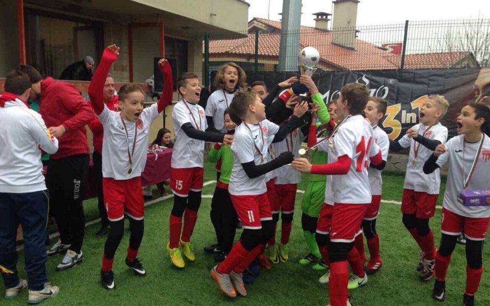 Царско село набира деца за школата