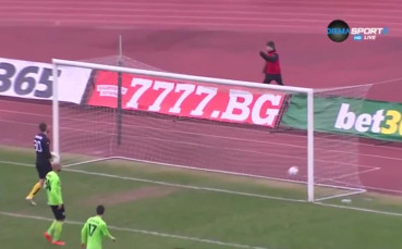 Славия - Черно море 2:1 /репортаж/