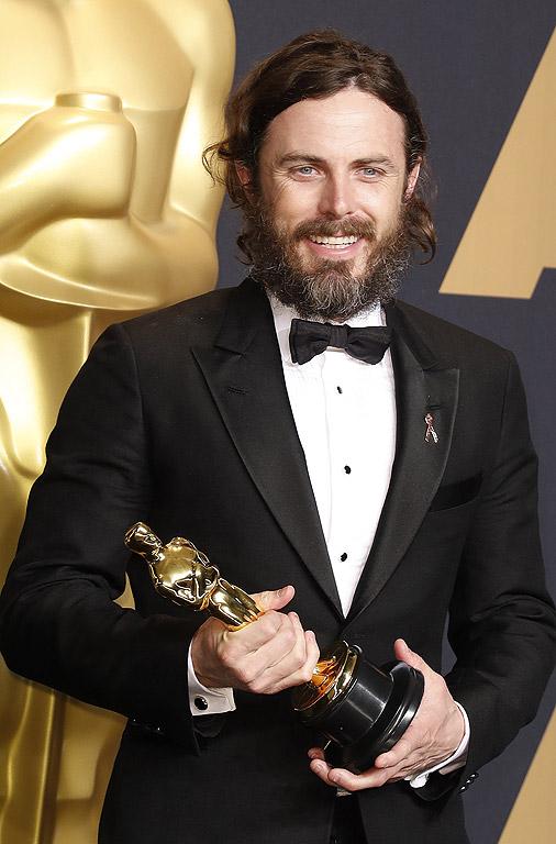 """""""Оскар"""" за главна мъжка роля: Кейси Афлек, """"Манчестър от морето"""""""