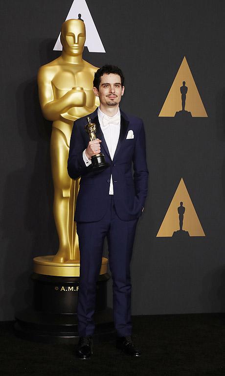 """Награда за режисура: Деймиън Шазел, """"Ла Ла Ленд"""""""