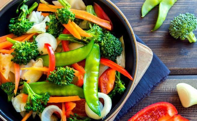 Зеленчуците намаляват стреса