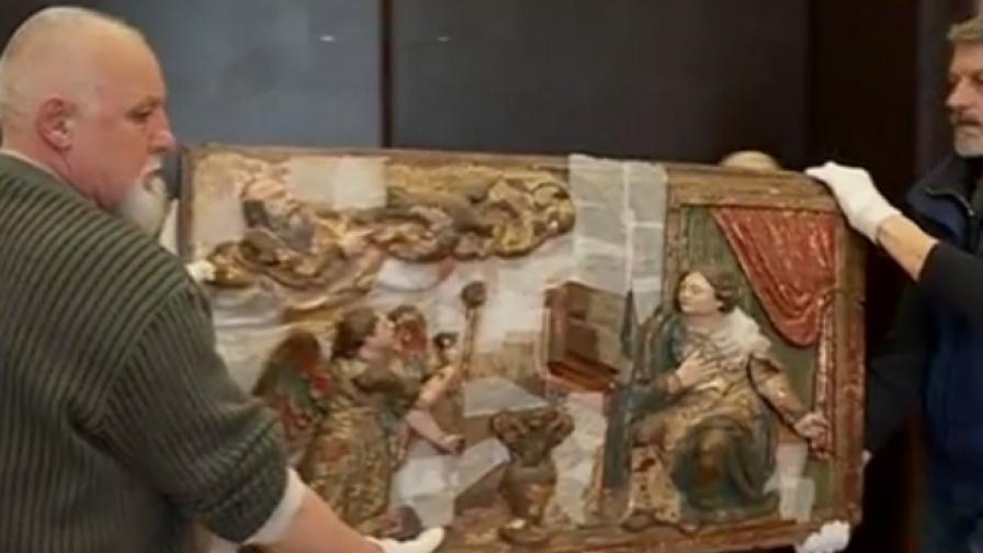 Вековни картини в Квадрат 500 се рушат