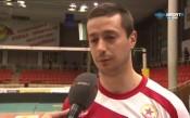 ЦСКА: Нямаше напрежение, Добруджа: Надиграха ни в атака и блок