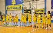 Монтана взе българското дерби в Адриатическата лига