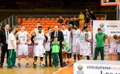Баскетболният Берое приключи с успех групите на Балканската лига