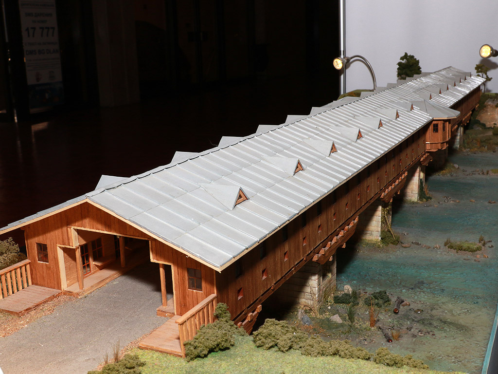 Покритият мост в гр. Ловеч