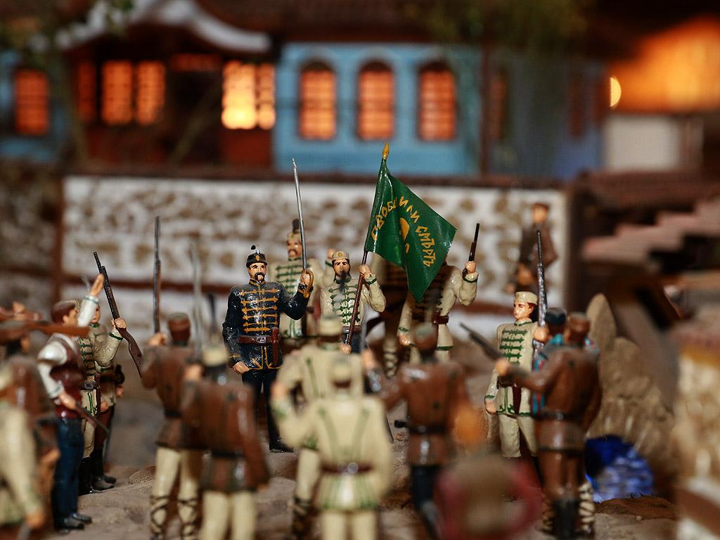 Копривщица - начало на Априлското въстание