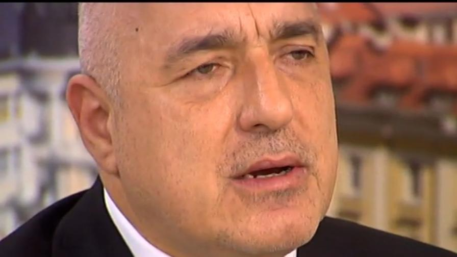 Борисов: Ако сме втори на изборите, оставаме в опозиция