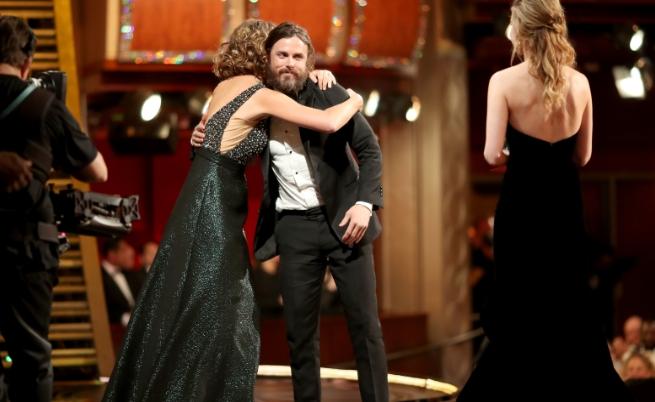 "Кейси Афлек на ""Оскар""-ите"