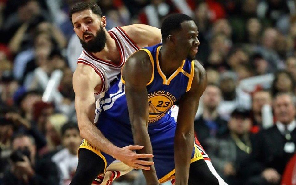 Чикаго бие в НБА, резултати