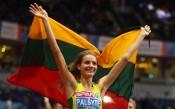 Литовка спечели скока на височина в Белград с 201 см