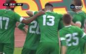Нефтохимик дръпна на Славия след 16 минути игра