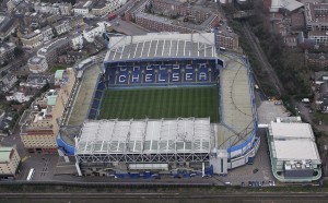 Челси проби за новия стадион, стартира изграждането