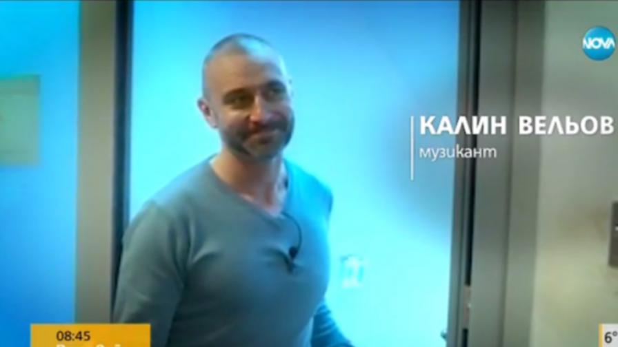 Калин Вельов получи първи съвети как да се държи в НС