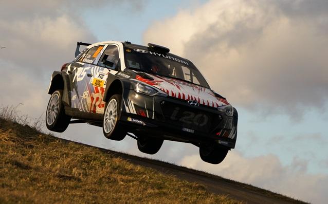 Чеуон Лим източник: Hyundai Motorsport