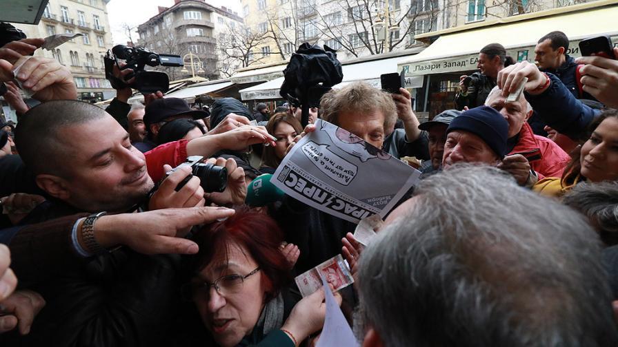 Франс прес: България най-тежко нарушава свободата на словото в ЕС