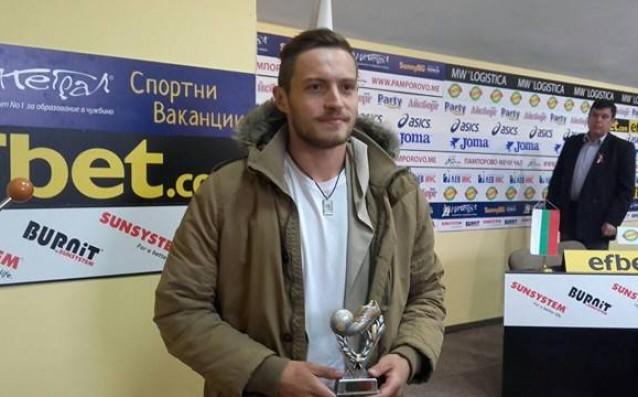 Давид Яблонски<strong> източник: Стефан Стоянов</strong>