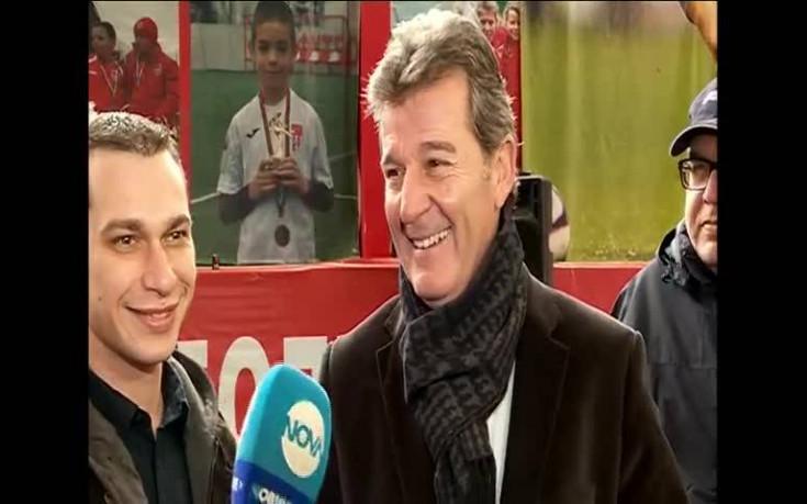 Емил Костадинов: Похвално е, че спортуващите деца се увеличават