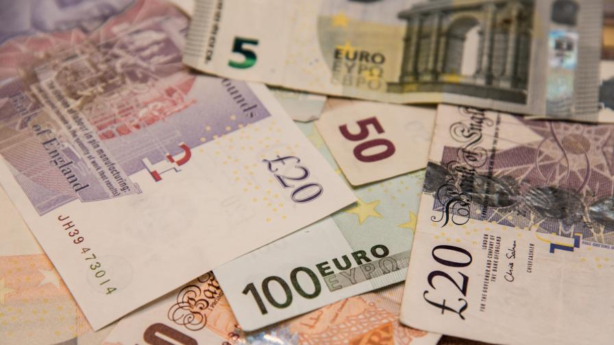 Заловиха трафикант със 79 000 евро в стомаха