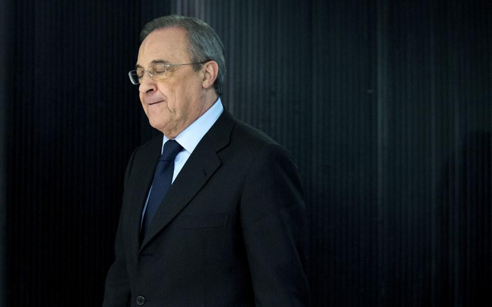 Затвор заплашва президента на Реал Мадрид