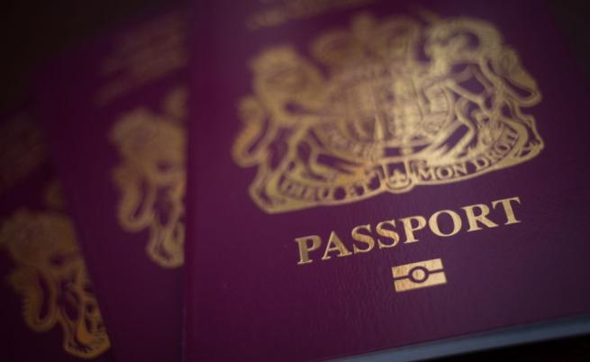 Хванаха мигранти с фалшиви български паспорти