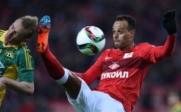 Бразилец, минал през ЦСКА хвали клуба в Русия