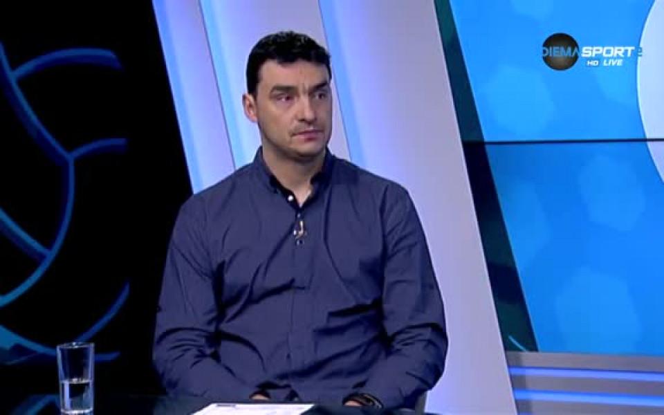 Владо Николов, Христо Илиев и Симеон Александров гости в