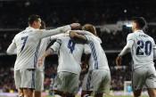 Футболният и баскетболният Реал премериха сили на корта