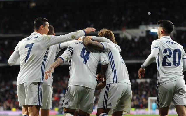 Реал Мадрид източник: Gulliver/Getty Images