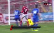 Спасяване на Евгени Александров срещу ЦСКА
