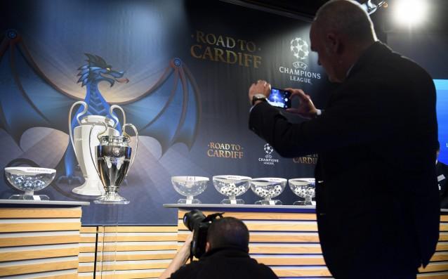 Шампионска лига източник: БГНЕС