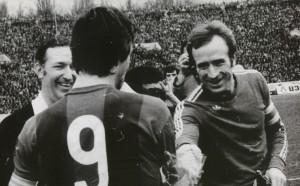 42 години от историческия сблъсък Левски - Барселона