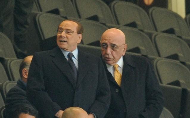 Силвио Берлускони и Адриано Галиани<strong> източник: Gulliver/Getty Images</strong>