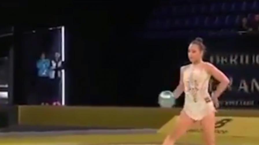 Катрин Тасева спечели медал, сънувала победата