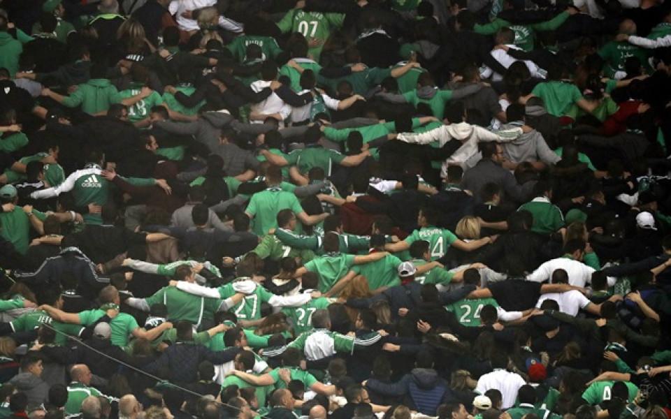 Сент Етиен спря негативна серия в Лига 1