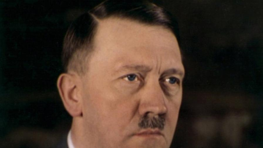 Хипнотизиращите сини очи на Адолф Хитлер